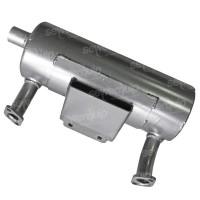 Muffler, Honda GX660,690 Starter side
