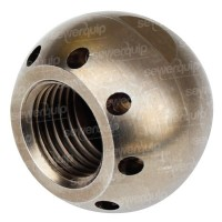 Grease Ball Nozzle 1/4