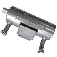 Honda Muffler