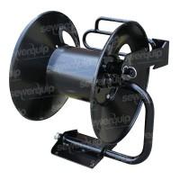 Hose reel, Sewerjett std 200' steel w/guide