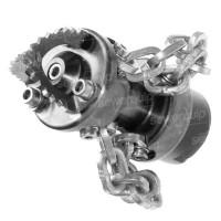 SR75L link Chain Scraper 3/4