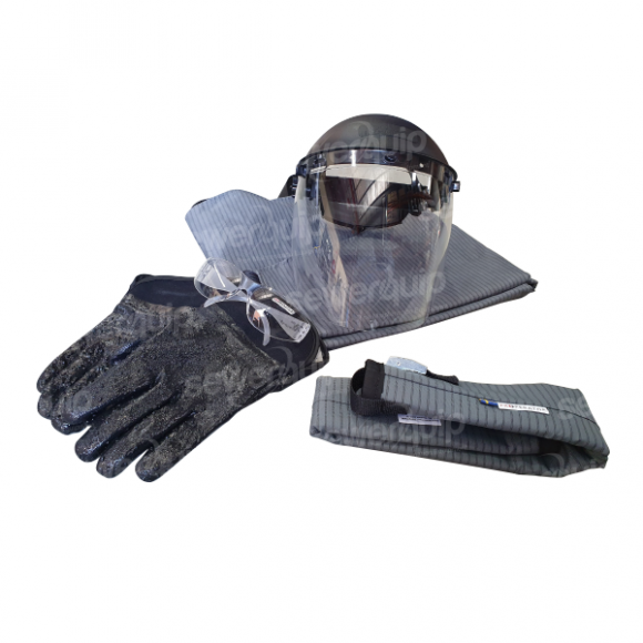 Class B High Pressure Jetting Safety Pack