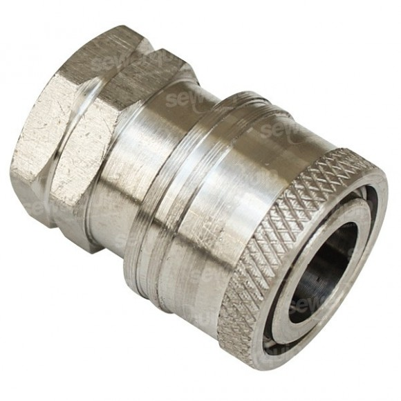 Stainless Steel Quick Connector